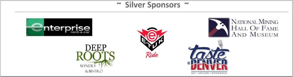 2017 Keys to the Rockies - Presented  by the Concierge Association of Colorado Silver Sponsors